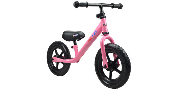 Kiddimoto Super Junior - Draisienne Enfant - rose